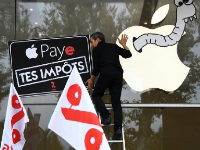 "Iphone X: Attac manifeste contre ""l'évasion fiscale"" d'Apple"