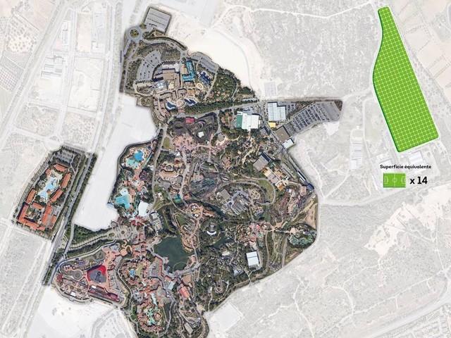PortAventura World va construire le plus grand parc photovoltaïque d'Europe