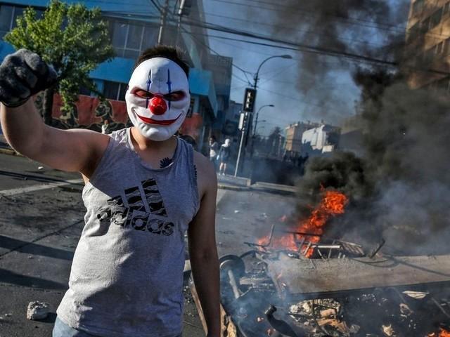 Chili : pourquoi une telle explosion de violence dans le pays ?