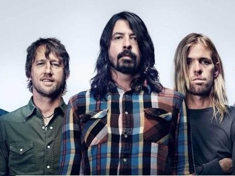Foo Fighters : un nouveau titre en live hier à Paris !