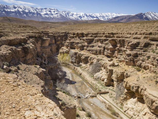 La terre a encore tremblé dans la province de Midelt