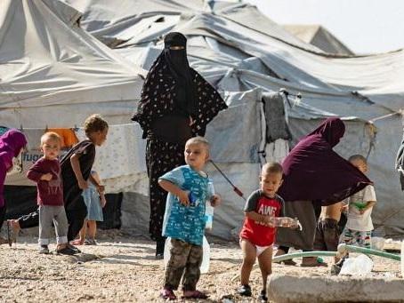 La ministre Linard réclame le rapatriement des enfants et de leurs mères détenus en Syrie