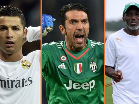 Ronaldo, Buffon, Kamara… les 5 infos mercato qui vous ont échappé dimanche