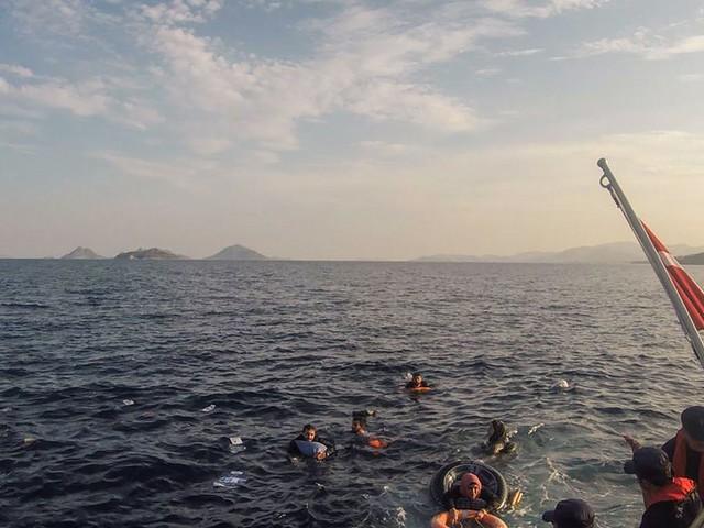 Migration: un naufrage fait 11 victimes dont 8 enfants, au large de la Turquie