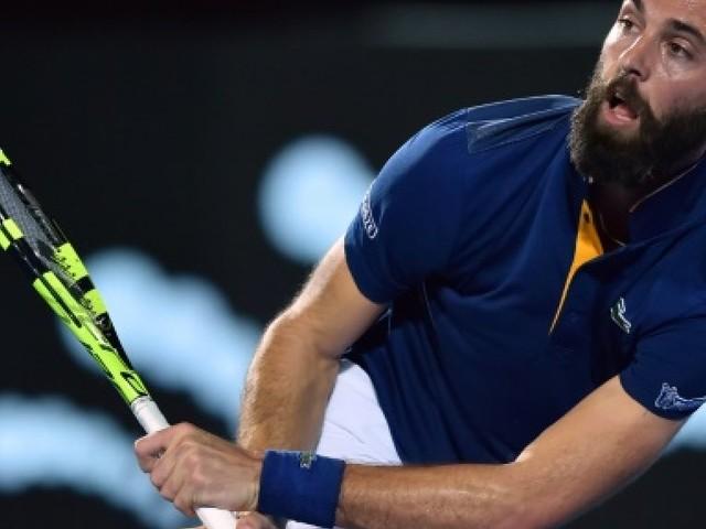 Tennis: Paire déchante en demies à Sydney face à de Minaur