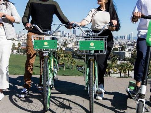 NVEI : des trottinettes électriques en libre-service à Paris