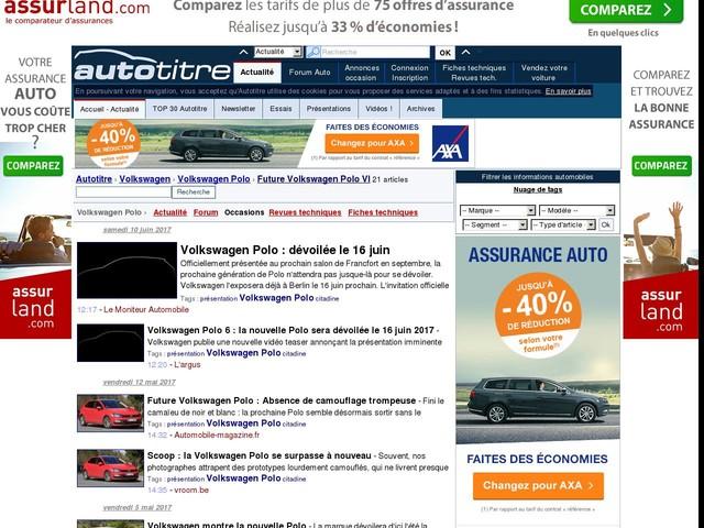 Volkswagen Polo : dévoilée le 16 juin
