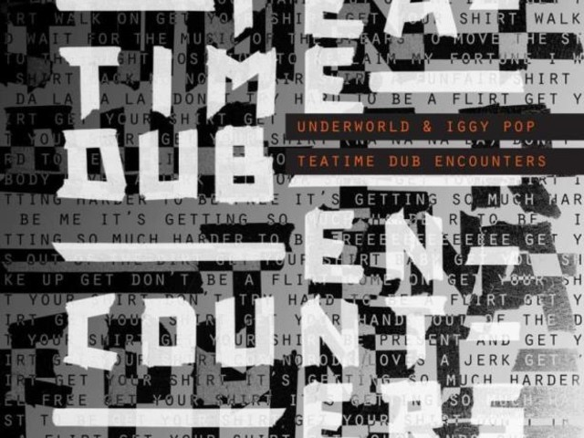 Underworld & Iggy Pop publient un EP commun