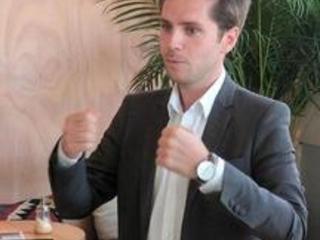 Elections législatives en France - Pieyre-Alexandre Anglade a fêté sa victoire à Bruxelles avec son comité