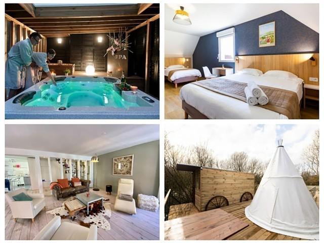 Pour un week-end d'exception, notre top 10 des plus beaux Airbnb du Pas-de-Calais !