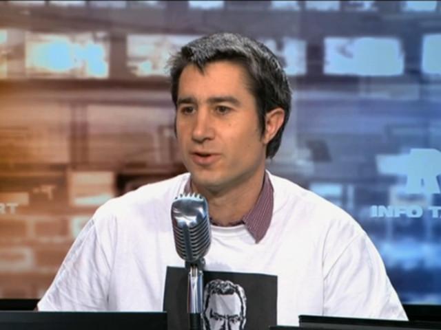Le documentaliste François Ruffin, un César à l'Assemblée nationale…