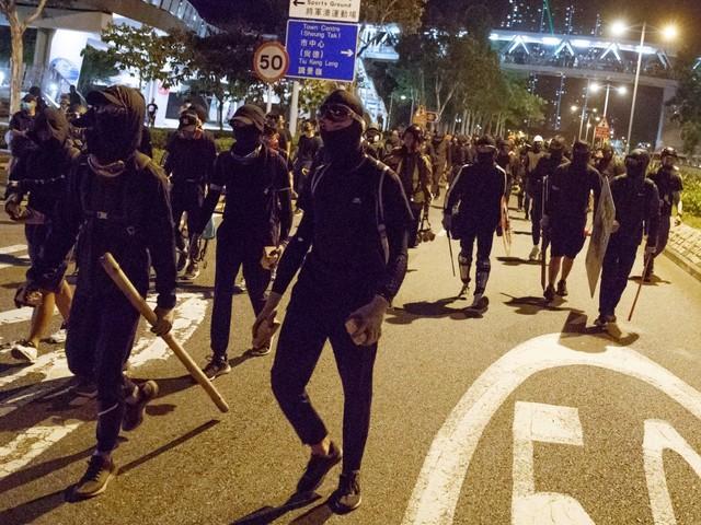 Nouveau week-end de manifestations à Hong Kong après la mort d'un étudiant