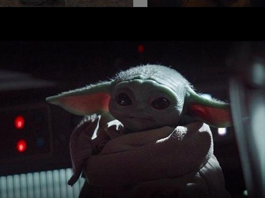 The Mandalorian : Une pétition est lancée pour que bébé Yoda ait son émoji