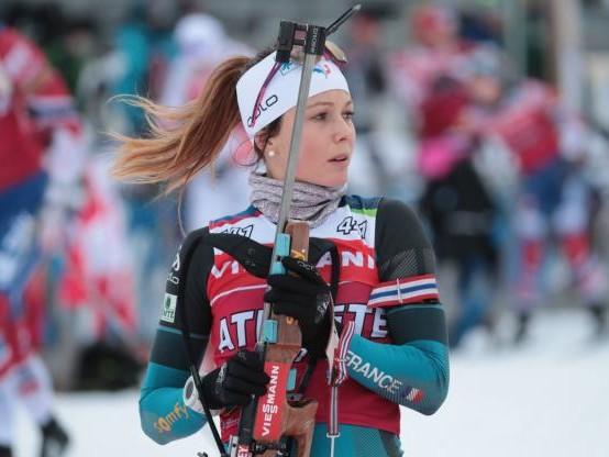Biathlon - ChE - Championnats d'Europe: Chloé Chevalier leader des Bleus