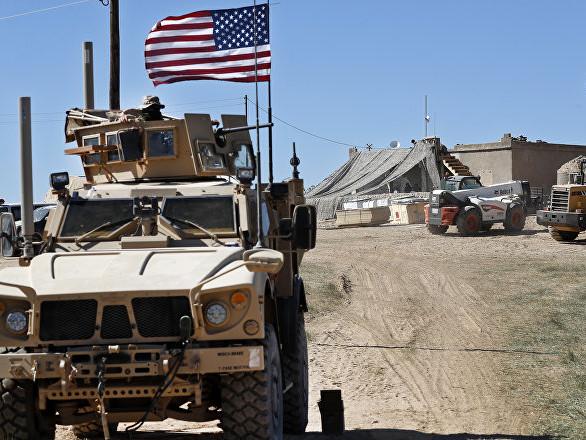 Où sont parties les troupes américaines retirées de Syrie?