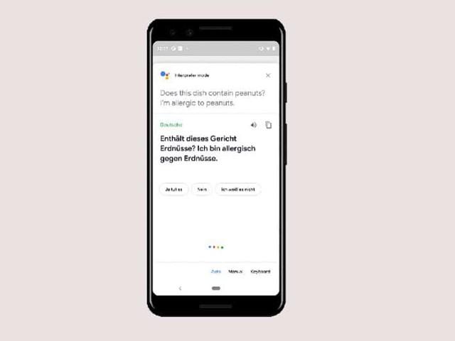 Google Assistant : un mode interprète traduit désormais vos conversations en temps réel