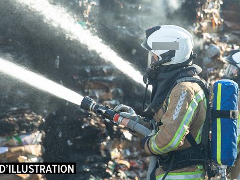 Tournai: début d'incendie dans un immeuble à appartements