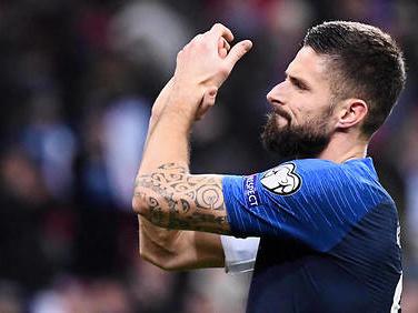 Euro 2020: la France, déjà qualifiée, peine mais bat la Moldavie