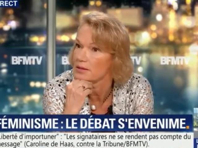 """Brigitte Lahaie, en larmes, regrette sur TV5 Monde d'avoir été """"mal comprise"""" après ses propos sur le viol"""