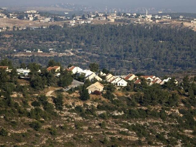 Les colonies israéliennes en Cisjordanie ne sont plus considérées comme illégales par les États-Unis