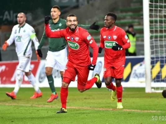 Dijon corrige les Verts, Rennes et Caen passent sans trembler