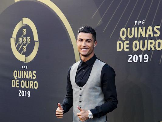 Cristiano Ronaldo sort une nouvelle montre estimée 2,5 M€