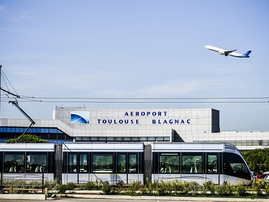 Aéroport de Toulouse : trafic en stagnation en octobre 2019