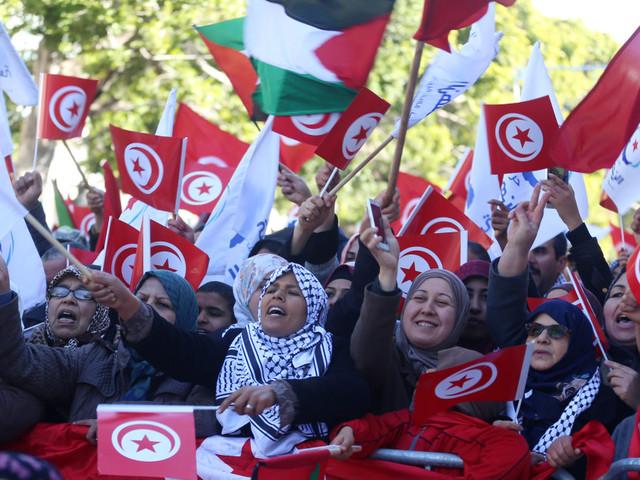 La Tunisie a fêté les 7 ans de sa révolution dans un contexte tendu