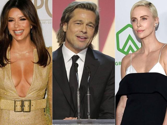 Eva Longoria, Brad Pitt, Charlize Theron… stars et paillettes aux Producers Guild Awards
