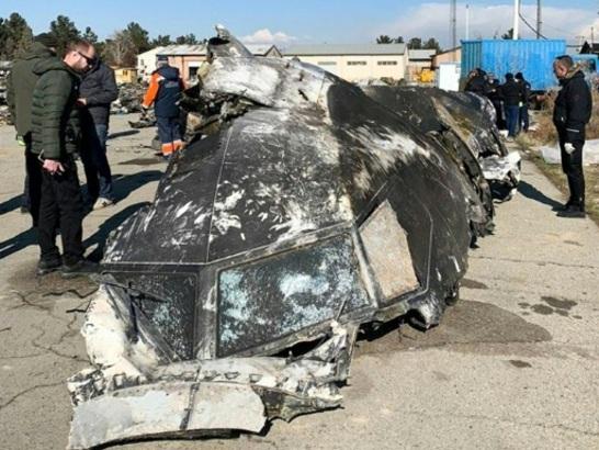 Comment l'Iran a abattu un avion ukrainien: le récit d'un général