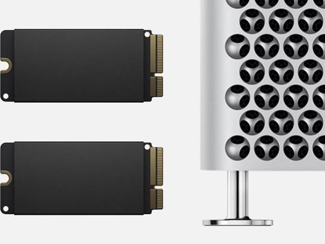 Le Mac Pro de 2019 pourra atteindre 8 To de SSD