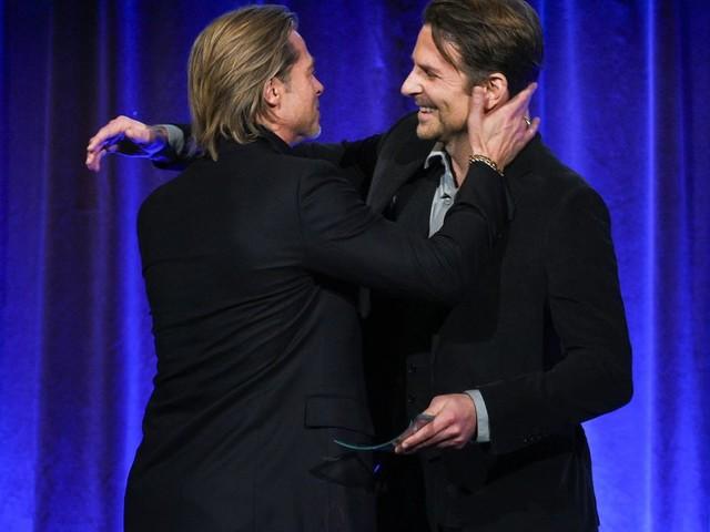Brad Pitt remercie Bradley Cooper de l'avoir aidé à arrêter de boire