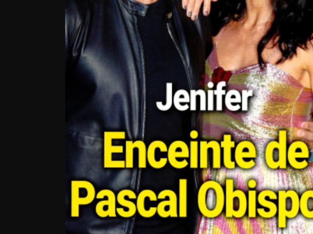 Jenifer enceinte de Pascal Obispo, étonnante révélation sur leur relation (photo)