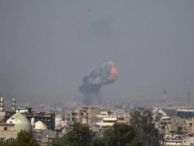 La reprise de Mossoul à Daech n'est plus qu'une question d'heures, après neuf mois de combats