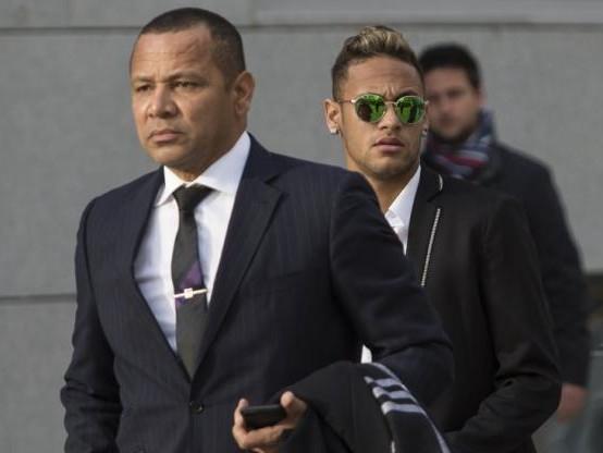 Foot - Médias - Médias : le père de Neymar a parlé à «Téléfoot»