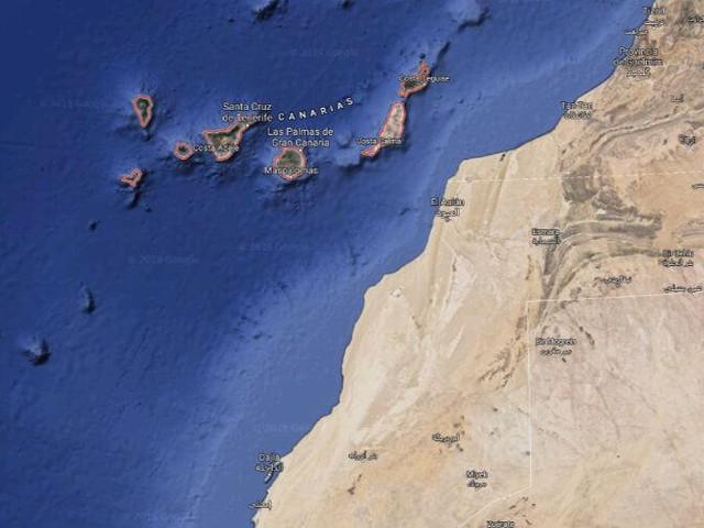 Maroc : la loi sur la délimitation des frontières maritimes agace l'Espagne