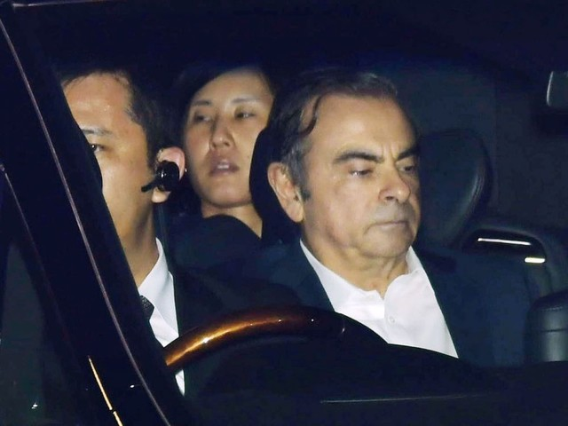 USA: Accord amiable au civil entre Carlos Ghosn et la SEC