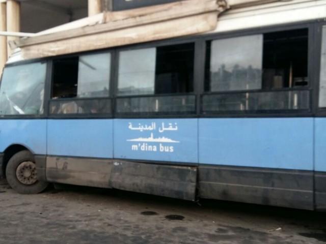 Accident du bus à Casablanca: La société M'dina bus pointe du doigt l'état de la chaussée