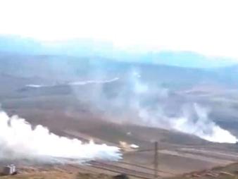 Des échanges de tirs à la frontière entre le Liban et Israël font craindre une escalade
