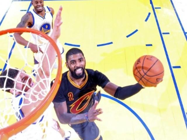 NBA: Kyrie Irving veut quitter Cleveland selon ESPN