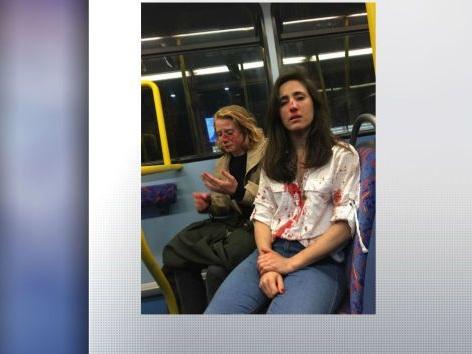 Les hommes suspectés d'avoir agressé un couple de femmes à Londres libérés sous caution