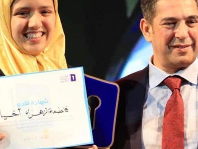 """""""Arab Reading Challenge"""": Le Maroc sera cette année représenté par Fatima-Zahra Akhiar"""