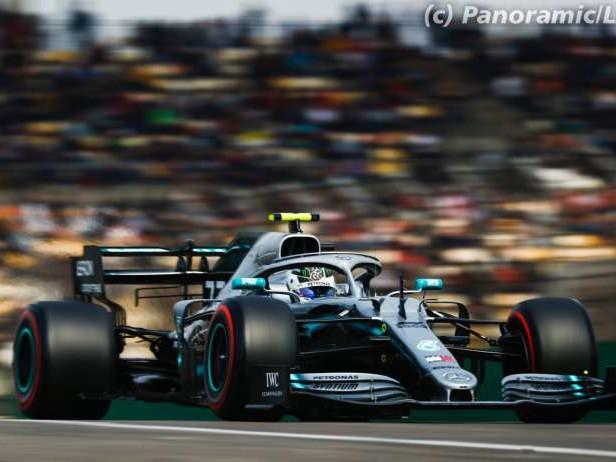 F1 - Chine: Le classement des qualifications