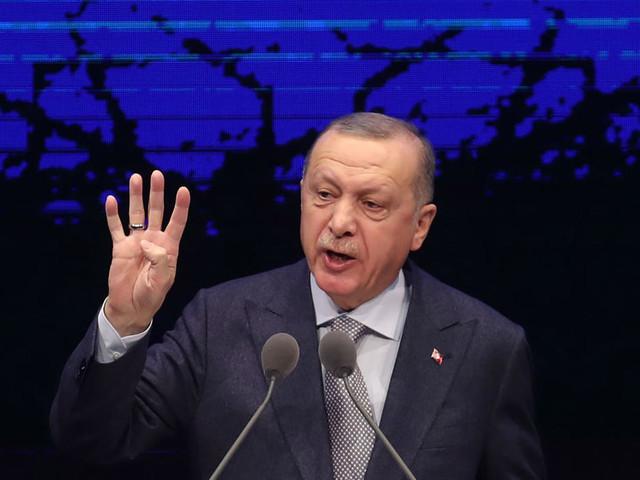 Libye : Erdogan exhorte l'UE à soutenir la Turquie pour éviter la résurgence de groupes jihadistes