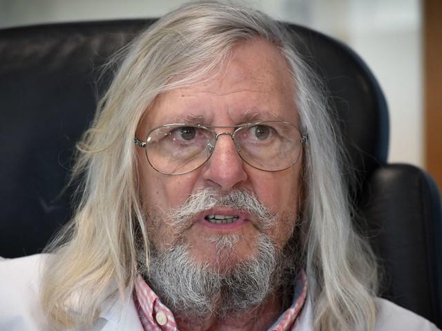 Didier Raoult, l'infectiologue qui prône la chloroquine face au coronavirus