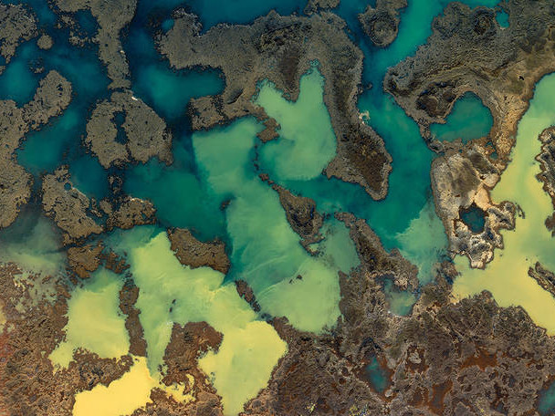 The Importance and Beauty of Water in Aerial Photos