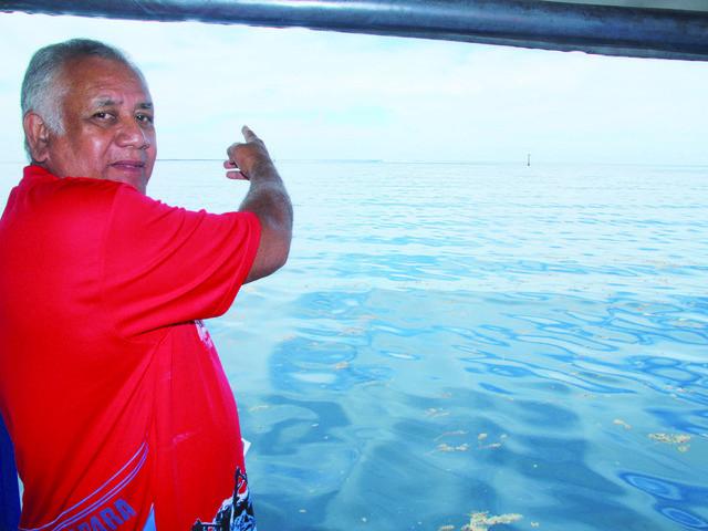 Le rahui gagne huit hectares à Papara