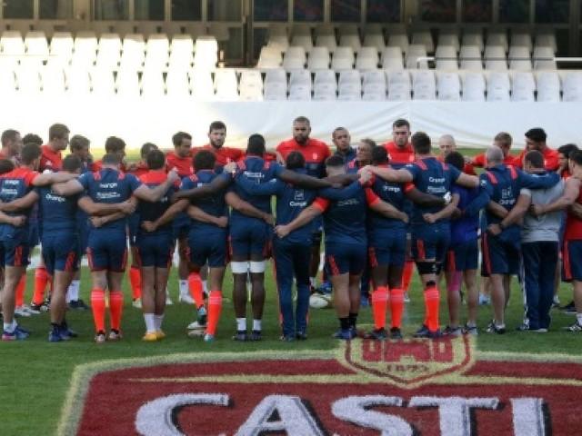 Rugby: le XV de France cherche petit coin de ciel bleu