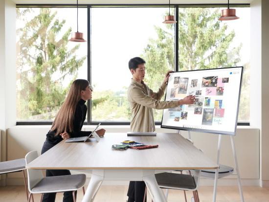 Surface Hub 2S : Microsoft réinvente l'informatique collaborative