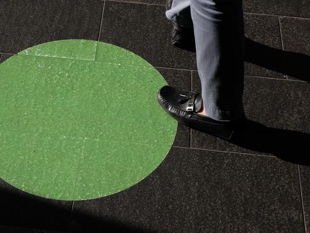 D'où viennent ces ronds verts tagués par dizaines en France?